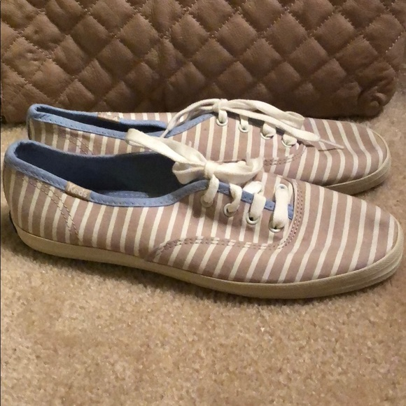Keds Shoes - Keds striped tennis shoe